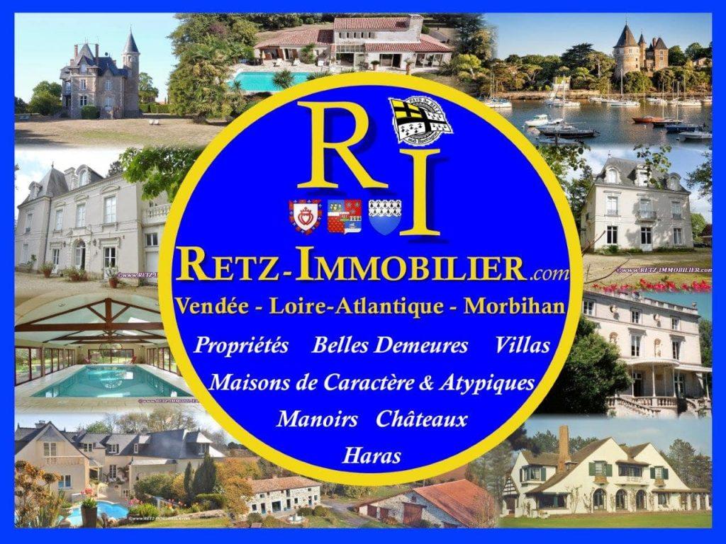 Vente belle demeure à Nantes, Loire Atlantique